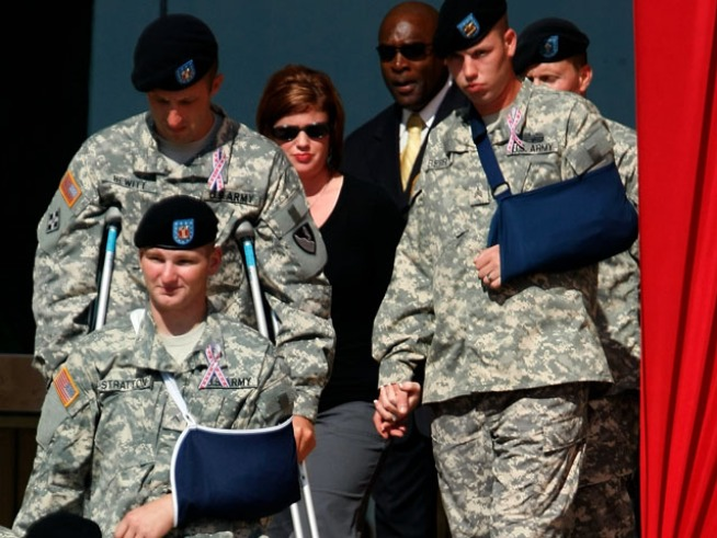 Dramatic Photos: The Fort Hood Tragedy