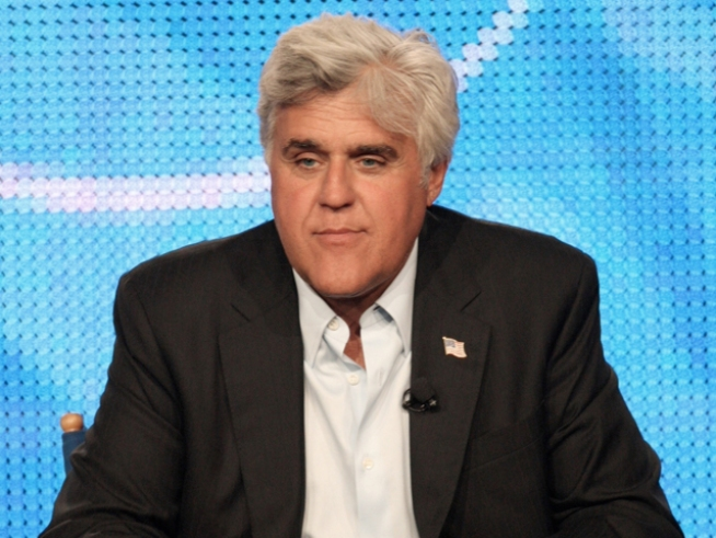 "Jay Leno Returns to ""The Tonight Show"""