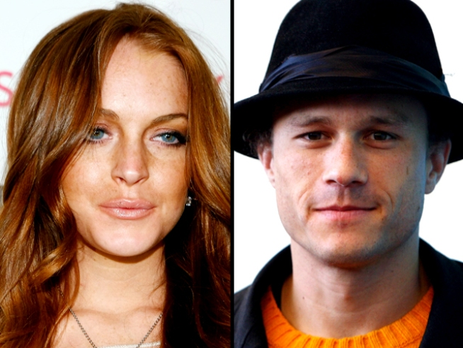 The Lohan Tapes: Lindsay Was Dating Ledger