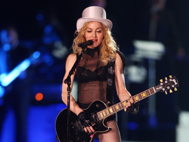 "Madonna on Divorce: ""I May Have Thrown Myself Off a Building"""