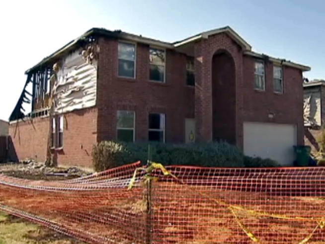 McKinney Family Living in Hotel After Massive Explosion