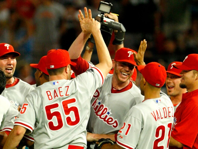 The 2010 Phillies Lack That Punch