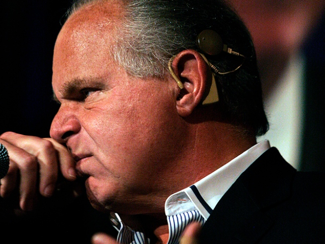 Rush Limbaugh Dumped From Rams Buy Bid