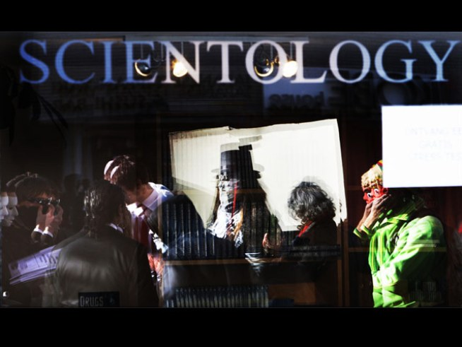Celebrity Scientologists