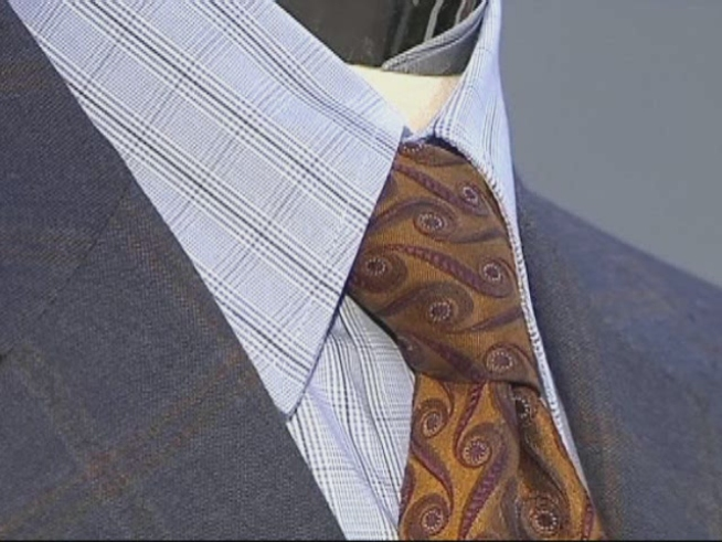 Local Store Offers Men's Custom Clothing Online