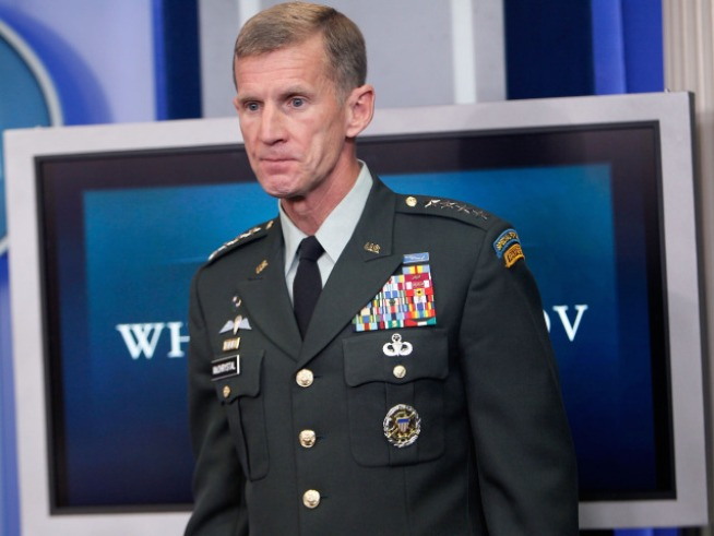 """Rolling Stone"" Reporter: I Thought McChrystal was ""Untouchable"""