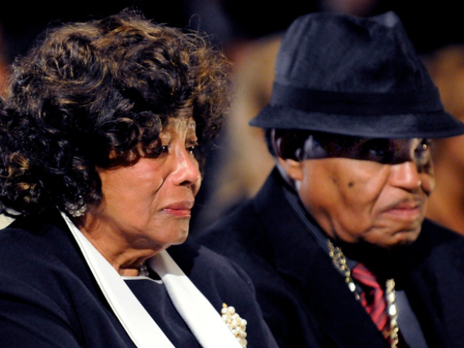 Judge Rules Katherine Jackson Can Challenge MJ's Estate Holders