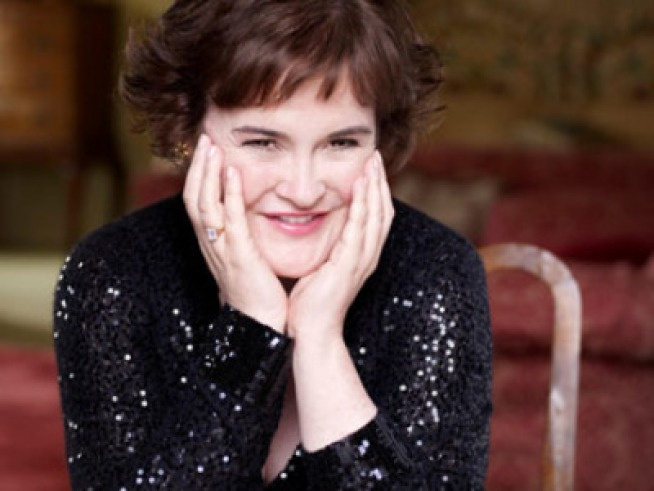 "Susan Boyle Says Fame ""Can Flatten You"""