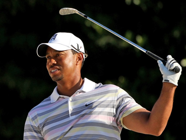 Tiger Woods in Pictures