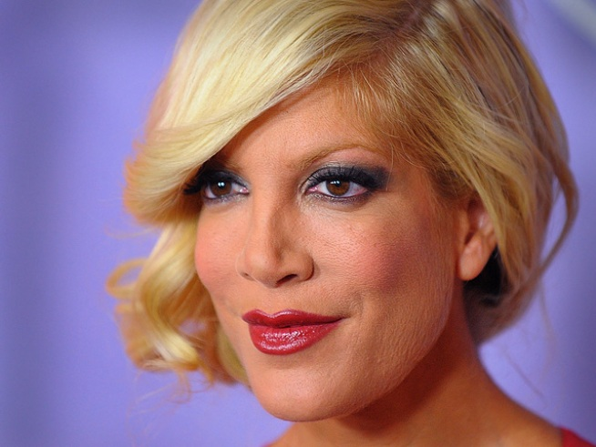 Tori Spelling On Hating Water & Having More Kids