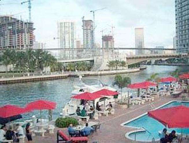 Sediment Removal Improves Miami River Water Quality