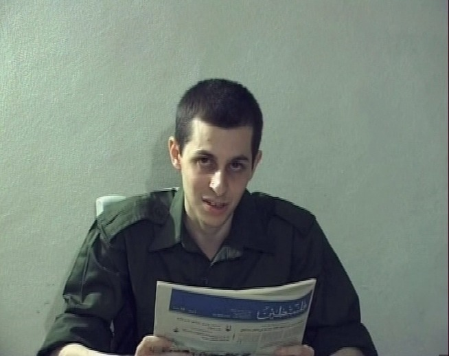Video Shows Captured Israeli Soldier in Good Health