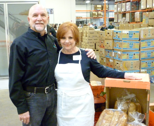 A Concerted Effort for the North Texas Food Bank