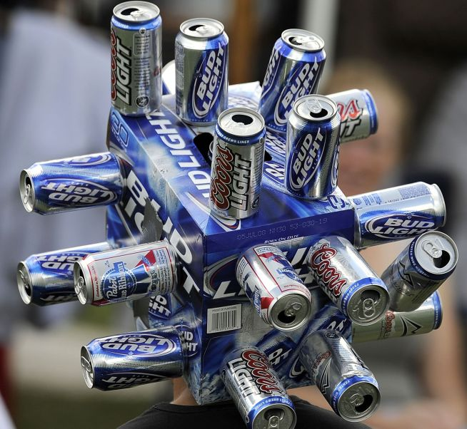 Have a Cold One: The Beer Can Turns 75