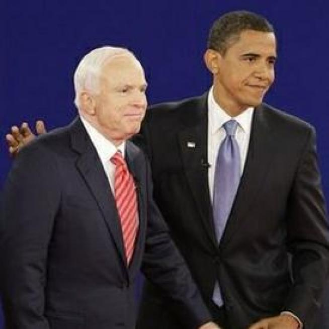 Obama and McCain Clash Over Energy, Nuclear, Climate