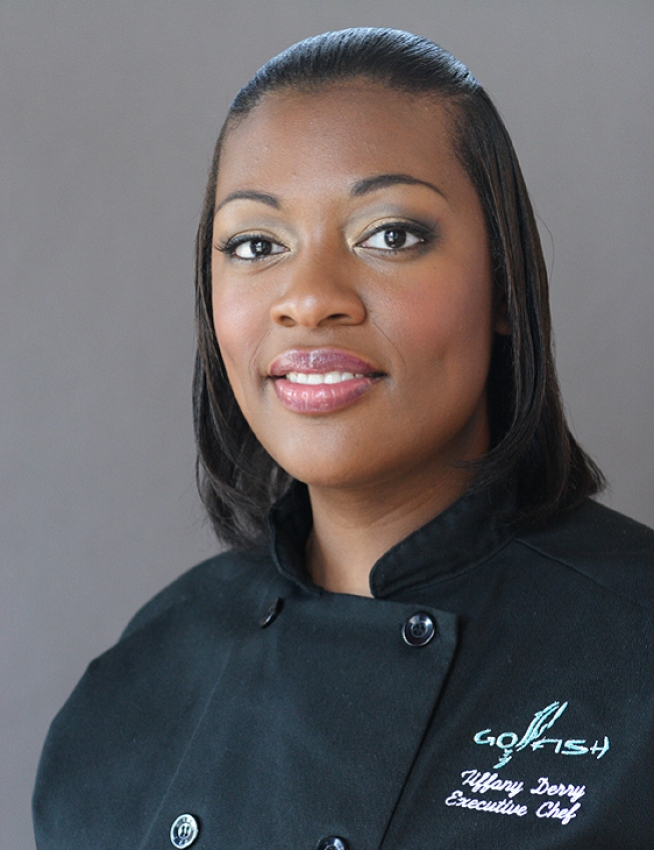 Chef Tiffany Derry Back On 'Top Chef'