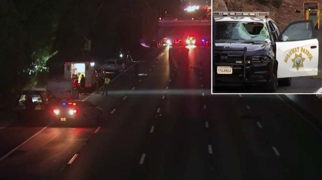 Uber Rider Killed in a Deadly Chain of Events on Calif. Freeway