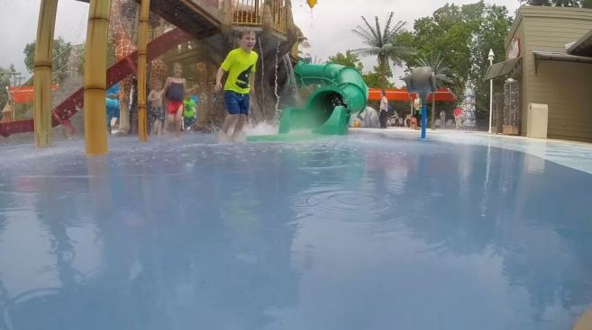 Zoo Hopes Safari Splash is Summer Success