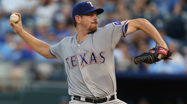 Rangers Say Bye to Tepesch