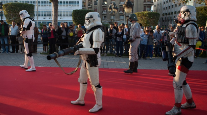 "Tunisia Turns to ""Star Wars"" to Boost Tourism"