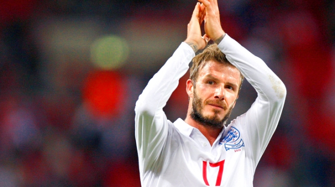 Beckham Fails to Make Britain's Olympic Squad