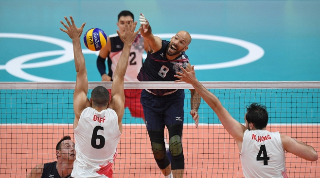 Men's Volleyball: US Loses Opening Match to Canada