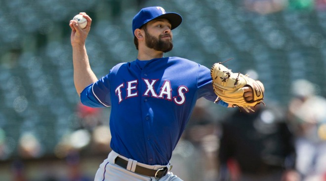 Rangers Hit 4 Homers in 10-1 Win Over Athletics