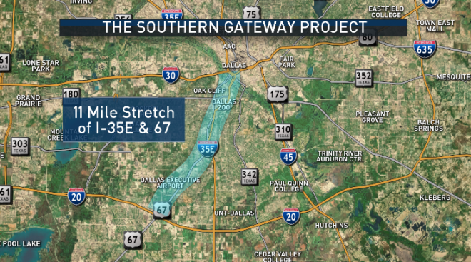 What is The Southern Gateway Project and How Will it Impact Your Commute?
