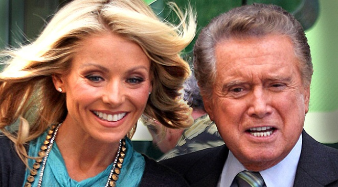 Regis Returns Next Week After Hip Replacement