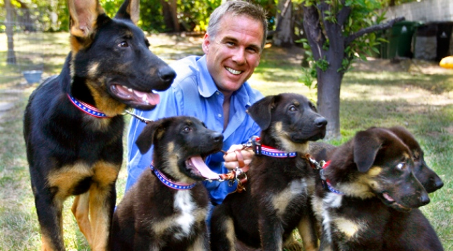 Dog So Great They Cloned Him Five Times, Free