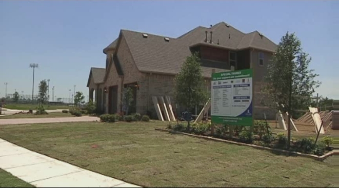 Addison Man Wins Dream House