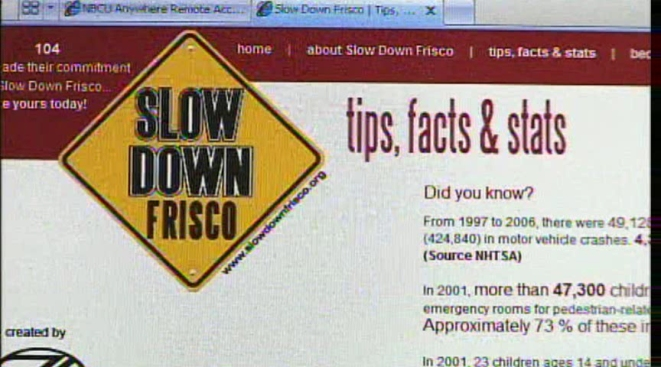 "Frisco Fathers Hope To ""Slow Down Frisco"" One Driver At A Time"