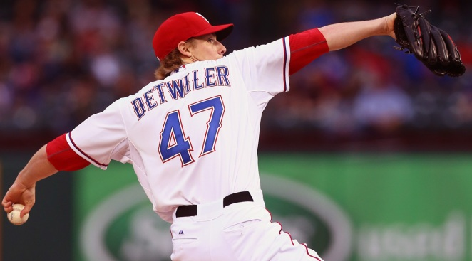 Rangers Finally See Enough of Detwiler