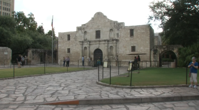 Native Americans Seek to Declare Alamo Grounds Old Cemetery