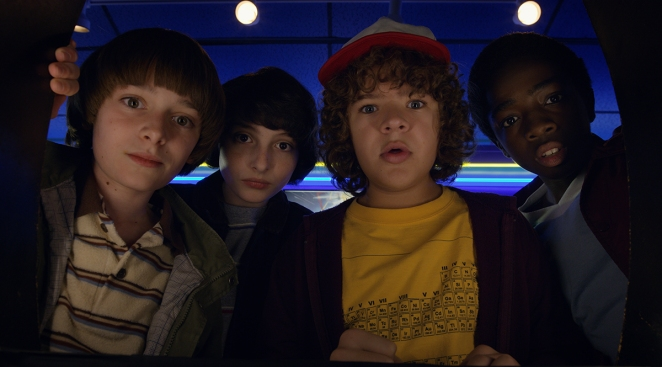 'Stranger Things' Wins Show of the Year at 2019 People's Choice Awards