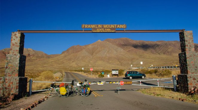 El Paso to Deed 600 Acres to Franklin Mountains State Park