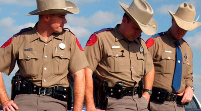 Texas DPS Honored by Legislators for Service