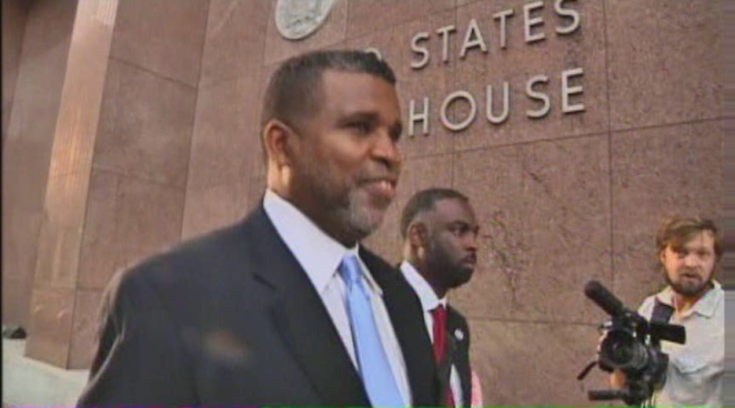 Former Councilman Don Hill Back in Court