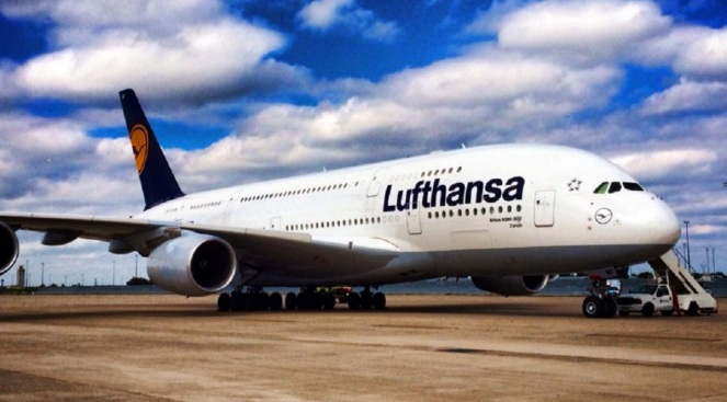 Weather Causes Lufthansa A380 to Divert to DFW Airport