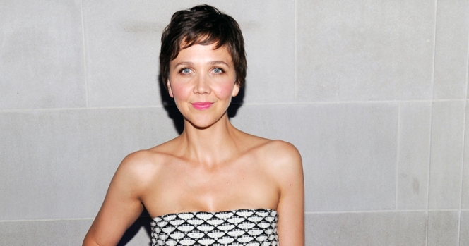 [NATL] Maggie Gyllenhaal: Jamie Foxx is My Favorite
