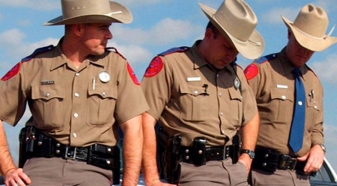 Troopers Out in Force Over Thanksgiving
