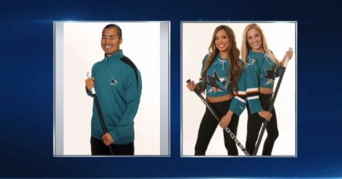 [BAY] San Jose Sharks' Ice Girls Spark Controversy