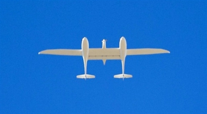 Electric Plane Wows NASA