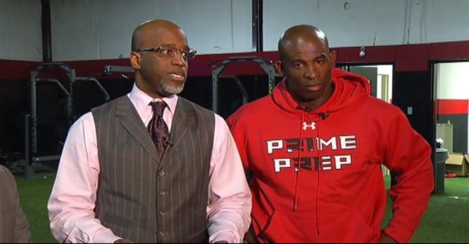[DFW]  Deion Sanders Still With Prime Prep Academy