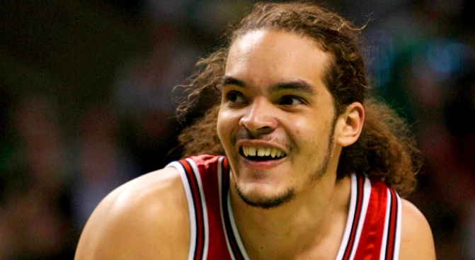 Bulls' Noah Fined for Anti-Gay Slur at Heat Fan