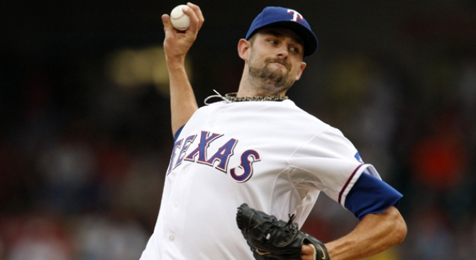Rangers Shut Out in Cleveland