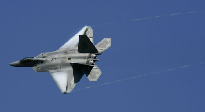 F-22 Fights for Its Life, Thousands of North Texas Jobs at Stake