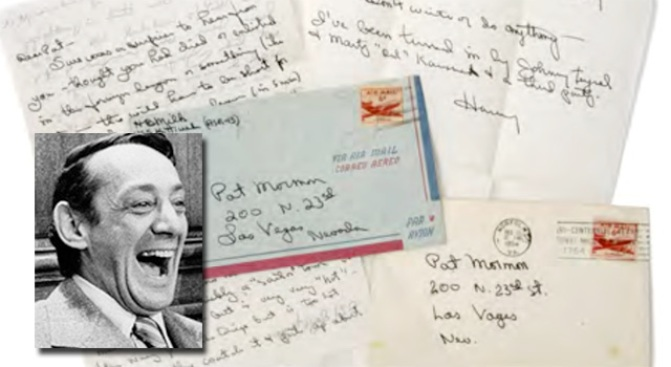 Letters May Prove Harvey Milk Was Forced Out of Military