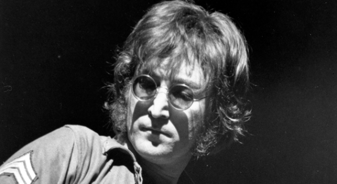 John Lennon's Lost Guitar Auctioned