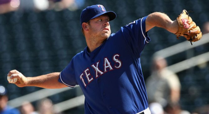 Rangers Deal Millwood to Baltimore